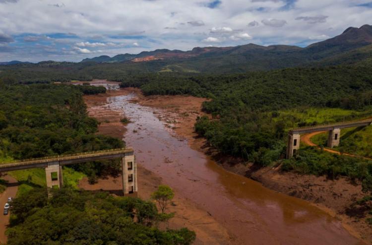 O promotor afirmou que este tipo de barragem deveria ter sido proibido após a tragédia de Mariana - Foto: Mauro Pimentel | AFP