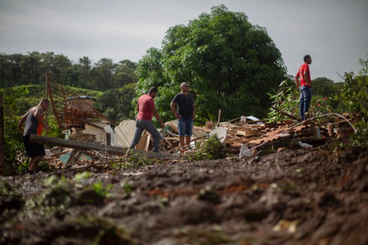 Levantamento anterior da Vale contabilizava 345 desaparecidos - Foto: Mauro Pimentel | AFP