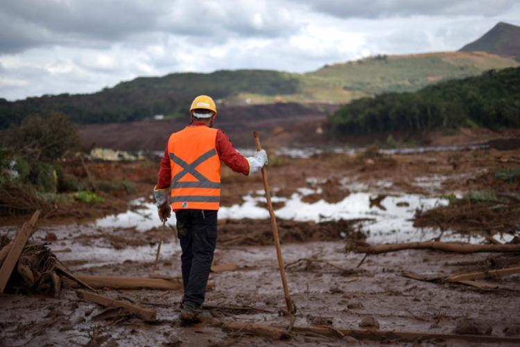 O novo balanço faz com que o desastre de Brumadinho supere oficialmente em número de mortes a tragédia ocorrida em 2015 - Foto: Douglas Magno | AFP