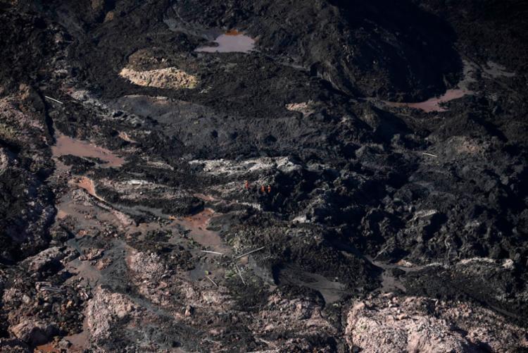 As barragens que serão descomissionadas estão inativas e foram construídas pelo método de alteamento a montante, o mesmo das que romperam em Mariana e Brumadinho - Foto: Douglas Magno | AFP