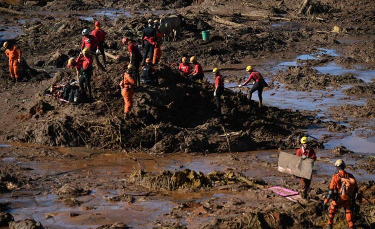 Segundo últimos dados divulgados nesta segunda-feira, 28, 292 pessoas ainda estão desaparecidas. - Foto: Divulgação | Mauro Pimentel | AFP
