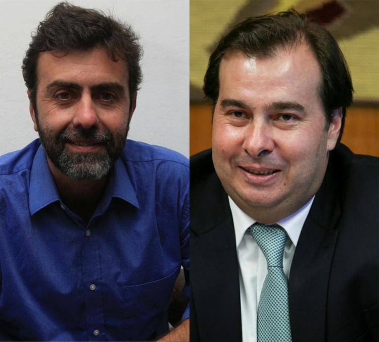 PT, PSB, PDT e PCdoB discutem internamente como encarar o dilema entre apoiar Maia - Foto: Mila Cordeiro | Ag. A TARDE e Fabio Rodrigues Pozzebom | Agência Brasil