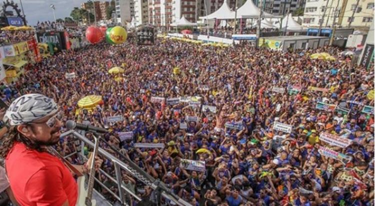 Bell irá desfilar no Camaleão no domingo, segunda e terça-feira. - Foto: Divulgação