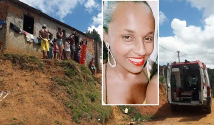 Márcia Santos, 25 anos, chegou a ser socorrida por equipes do Serviço de Atendimento Móvel de Urgência (Samu) mas não resistiu - Foto: Reprodução | site Poções 24hrs
