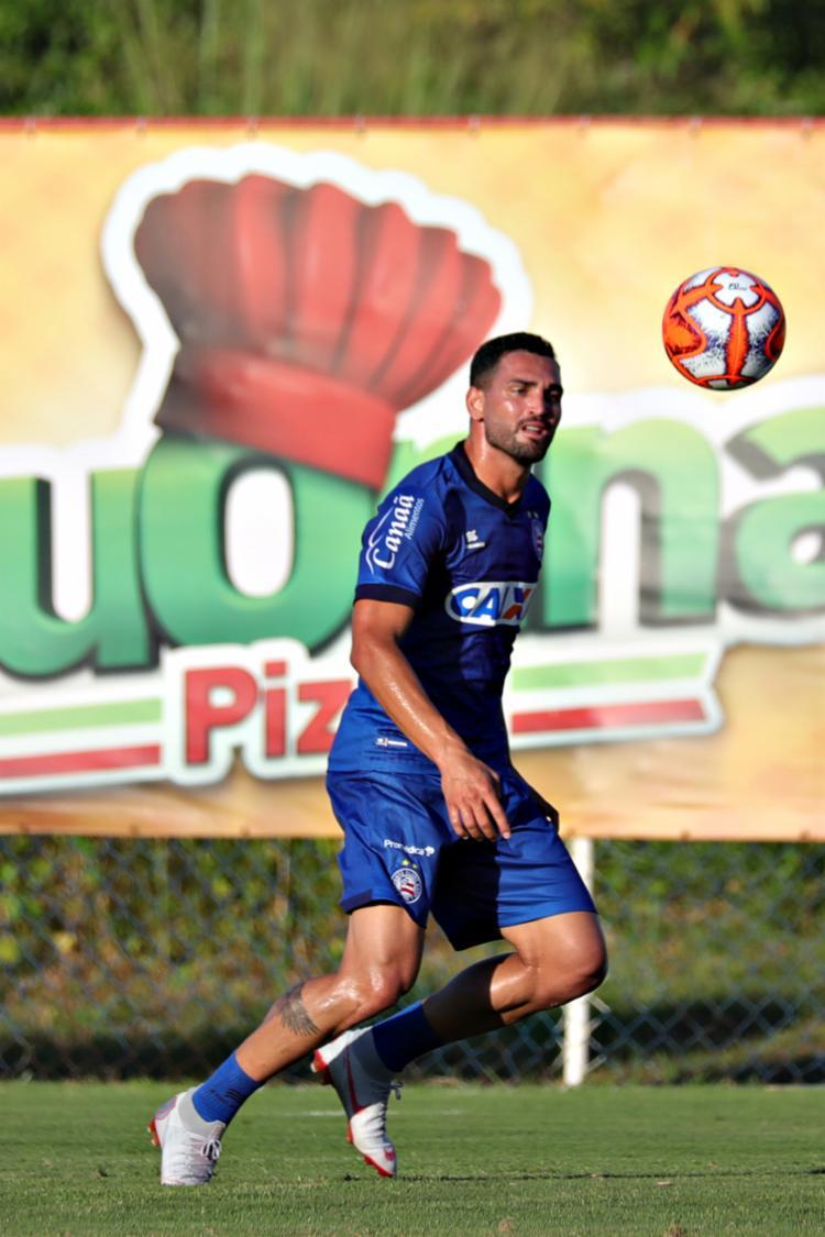 O contrato de Gilberto foi renovado até 2020