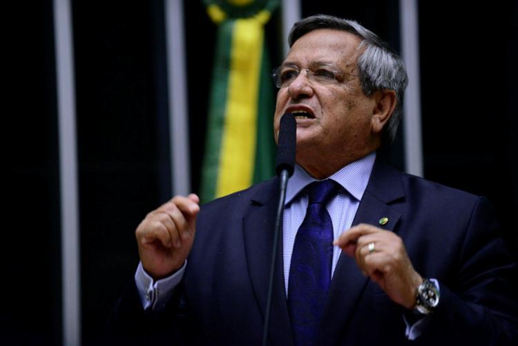 Comentário é apenas uma intuição, afirmou Benito - Foto: Nilson Bastian | Câmara dos Deputados | Divulgação