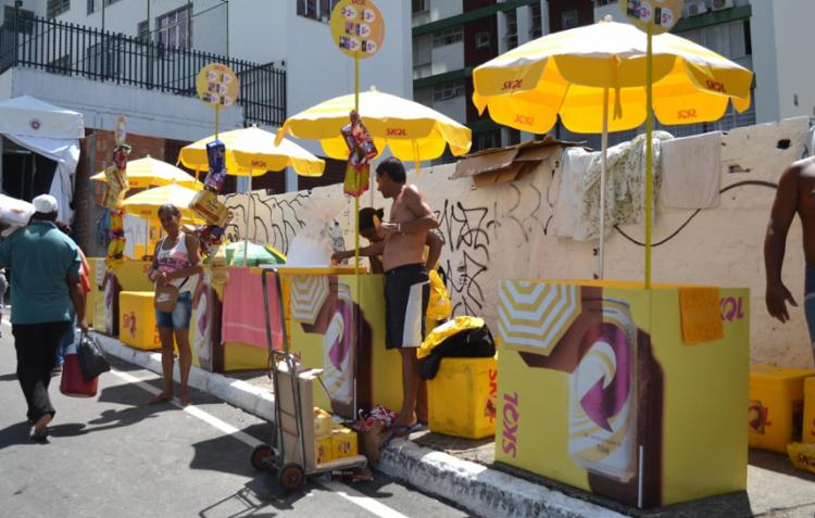 Vendedores devem se credenciar no site para atuar nas festas - Foto: Romildo de Jesus   Secom