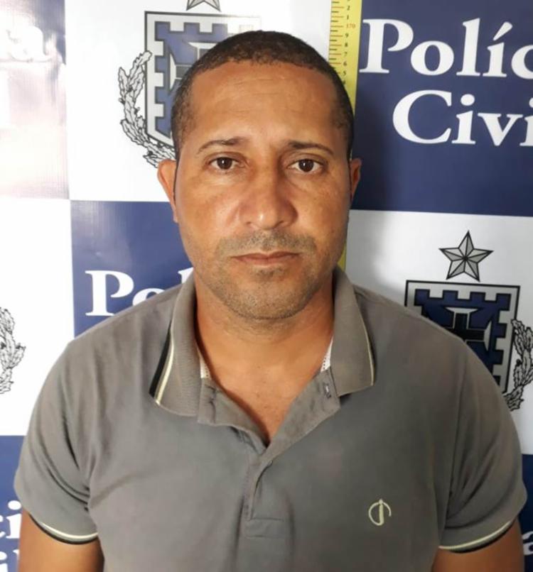 Suspeito tentou atingir a vítima com 10 tiros - Foto: Divulgação | Polícia Civil
