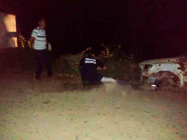 Corpo foi localizado por morador na estrada da Vila Serrado - Foto: Reprodução | Site Itabuna 24 horas
