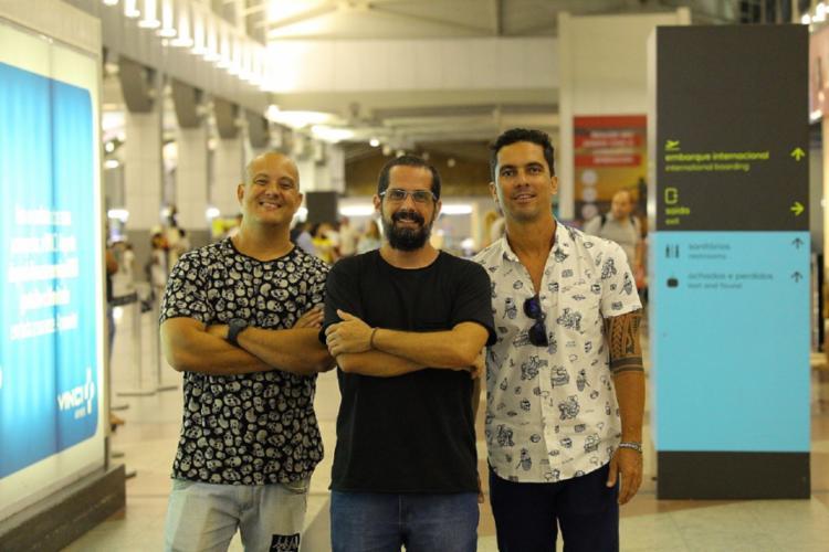 Com curadoria do artista plástico Elano Passos, e seus convidados, Ronald Lago e Alexandre Feliciano - Foto: Divulgação
