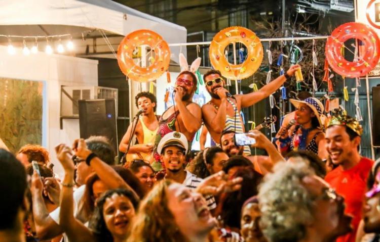 O espetáculo leva os encantos, mitos e ritmos da Bahia - Foto: Divulgação