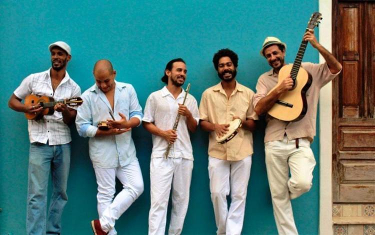 Grupo que é símbolo de resistência e afirmação do samba na Bahia - Foto: Divulgação