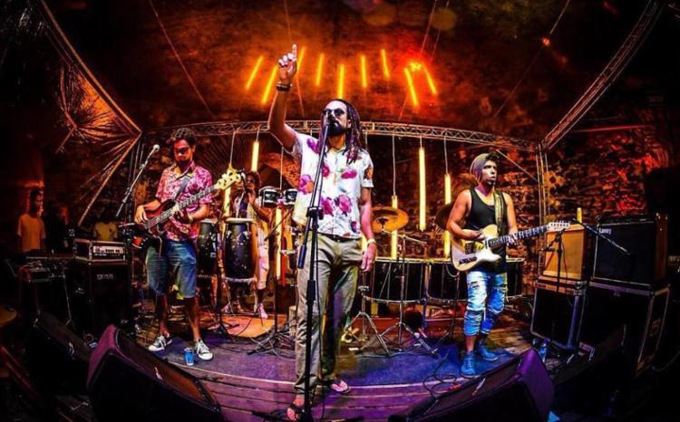Banda Vitrola Baiana tem programação de shows para esta semana - Foto: Silvonei Filho