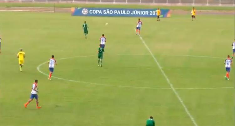 A partida, que acontece no Estádio Municipal Adail Nunes da Silva, é válida pelo Grupo 12 - Foto: Reprodução | FPF TV