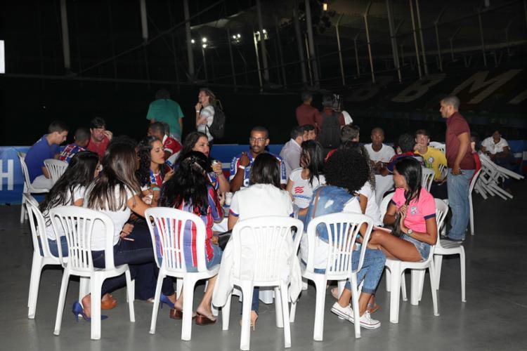 O assunto da vez será embaixadas e interiorização do clube - Foto: Felipe Oliveira | EC Bahia