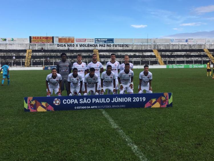 O rubro-negro baiano é o terceiro na classificação do Grupo 14 com 3 pontos - Foto: Divulgação | EC Vitória