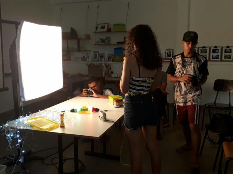 """O curta-metragem """"Poesia nas linhas invisíveis da cidade"""" está entre as obras audiovisuais selecionadas para a segunda edição do Festival Cine Cariri, que acontece entre os dias 19 e 26 de janeiro - Foto: Divulgação"""