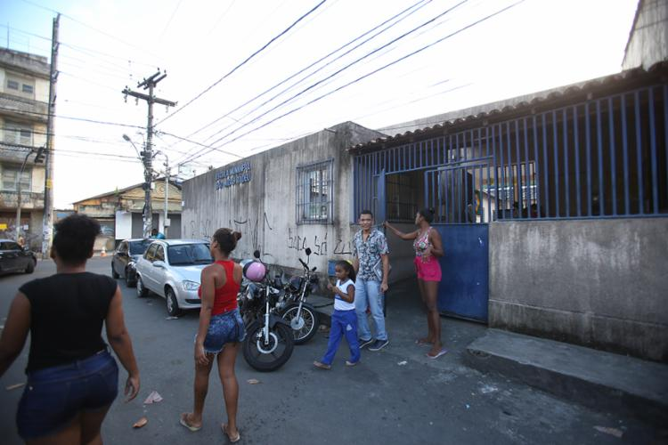 O investimento total na reconstrução será de R$ 4.874.090,80 - Foto: Luciano Carcará   Ag. A TARDE