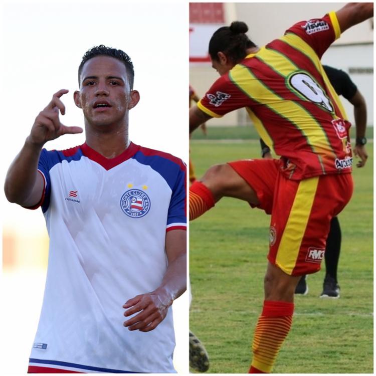 Ambas as equipes empataram na estreia no Campeonato Brasileiro - Foto: Felipe Oliveira | EC Bahia \ Reproduão | Juazeirense