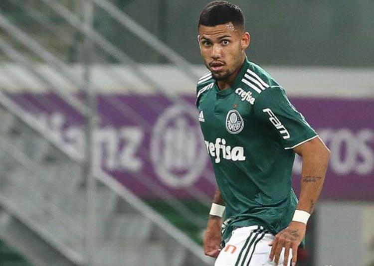 Atleta chega ao clube baiano por empréstimo até o fim de novembro de 2019 - Foto: Fábio Menotti | Palmeiras