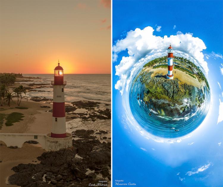 Mostra traz 43 imagens que proporcionam novo olhar sobre a capital baiana - Foto: Divulgação