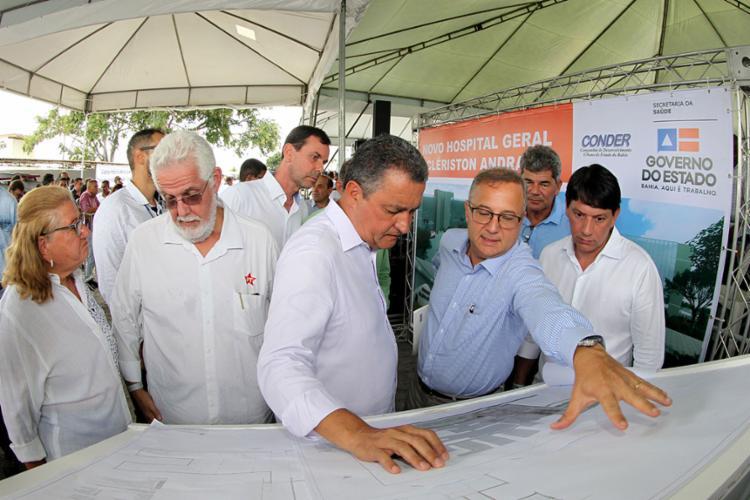 A nova unidade terá mais de 5,7 mil metros quadrados de área construída - Foto: Divulgação | GOV-BA