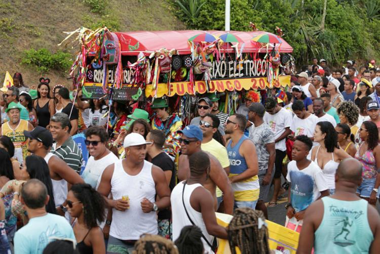 Rixô Elétrico é uma das atrações que vão participar do desfile este ano - Foto: Adilton Venegeroles | Ag. A TARDE