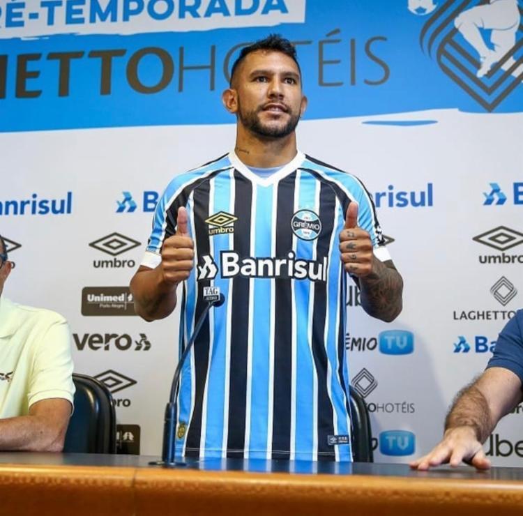O argentino Walter Montoya faz parte da equipe do Grêmio - Foto: Reprodução   Instagram