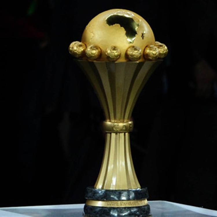 A edição deste ano da Copa Africana de Nações acontecerá entre junho e julho - Foto: Reprodução | Twitter | EFA