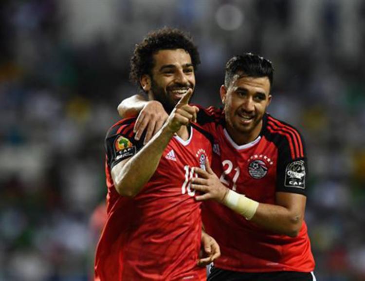 A CAF confirmou o dia 12 de abril como a data do sorteio do torneio, que será realizado em frente à Esfinge e às pirâmides de Gizé, no Egito - Foto: Gabriel Bouys | AFP