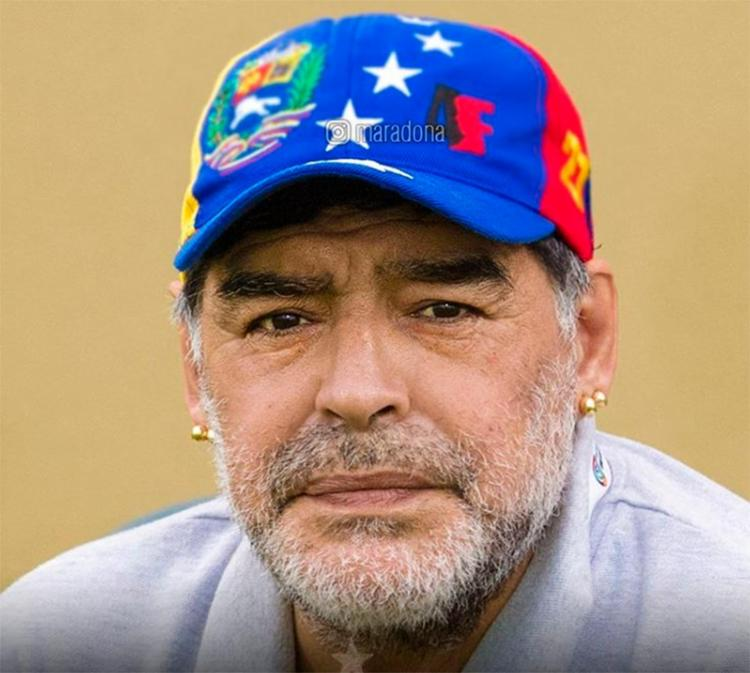 Diego Maradona morreu nesta quarta, 25, vítima de uma parada cardiorrespiratória | Foto: Reprodução | Instagram - Foto: Instagram | Reprodução