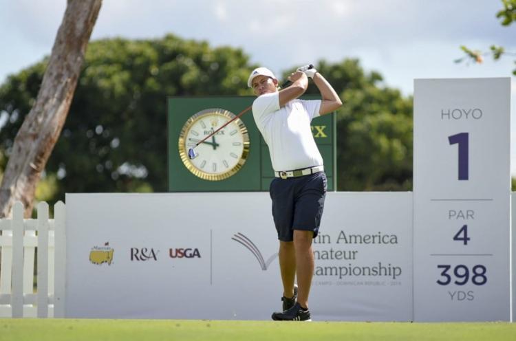 Com a conquista, Andrey Xavier colocou pela primeira vez o Brasil no Top 5 do torneio. - Foto: Divulgação | Enrique Berardi | LAAC