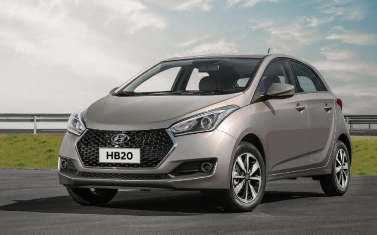 O modelo já foi apresentado como carro conceito no Salão do Automóvel de São Paulo - Foto: Divulgação