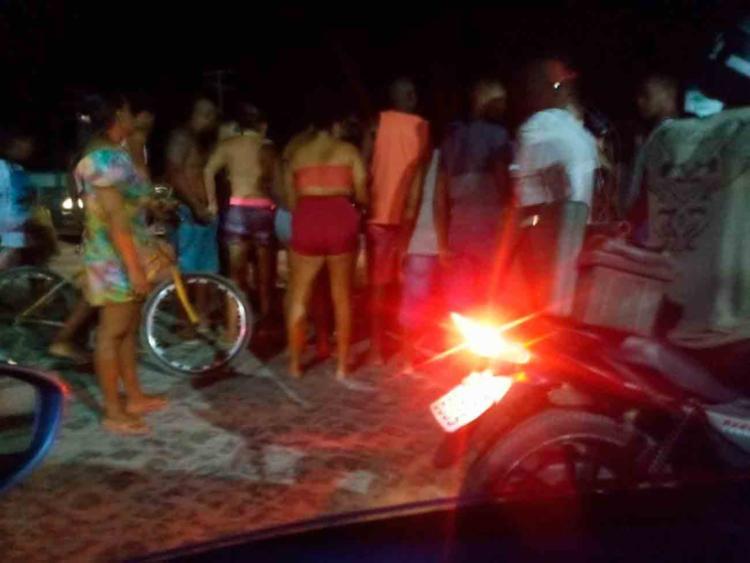 O caso ocorreu em Barra do Gil na Ilha de Itaparica - Foto: Reprodução | Site: Voz da Bahia