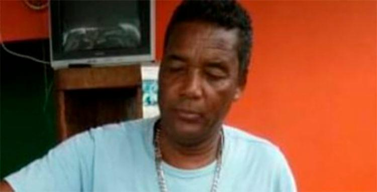 Ivan Carlos Siqueira chegou a tentar fugir em direção a casa onde morava mas foi perseguido pelo suspeito e alvejado - Foto: Reprodução | site Radar64