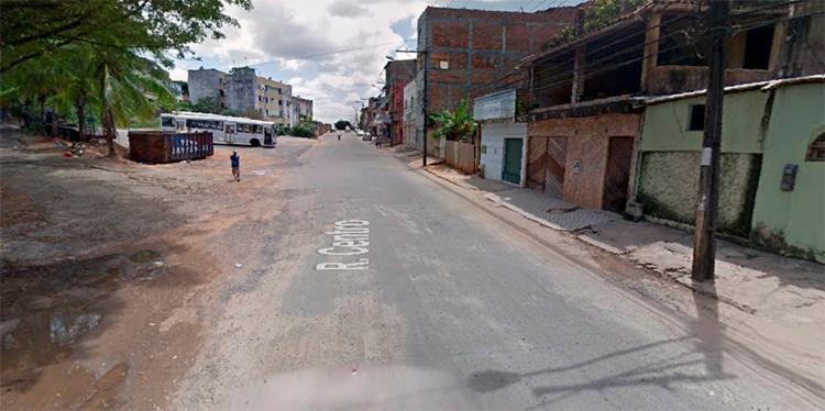 Crime aconteceu no final de linha do Parque São Cristóvão - Foto: Reprodução | Google Maps