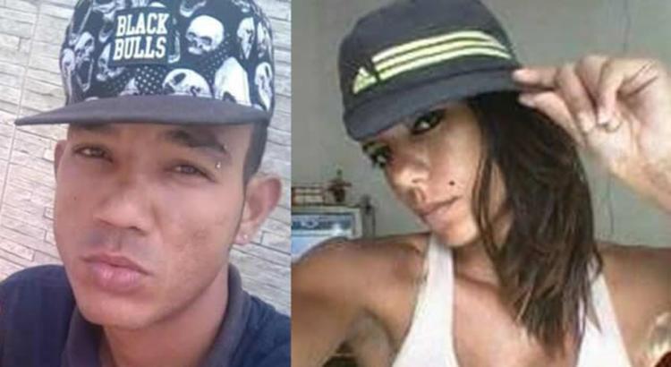 Fabiana se atirou na frente do irmão, Lucas, na tentativa de protege-lo mas acabou sendo atingida - Foto: Reprodução   blog Sigi Vilares