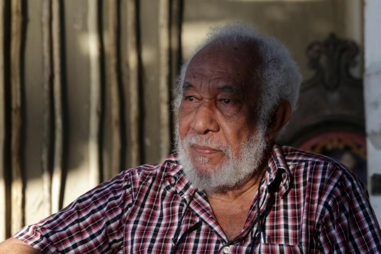 O artista plástico Juarez Paraíso foi eleito para a Academia de Letras da Bahia (ALB) - Foto: Adilton Venegeroles / Ag. A TARDE