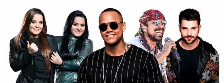 Festa ocorre no dia 1 de fevereiro, no Wet'n Wild, em Salvador. - Foto: Divulgação
