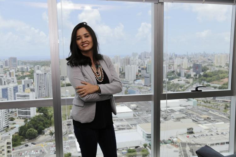 Valdirene Dias trabalha para convencer o poder público e a sociedade civil de que há muita