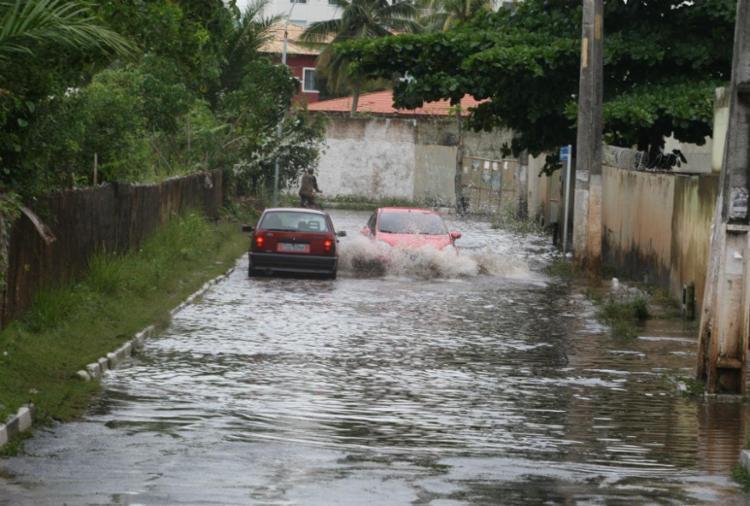 Na Bahia, os municípios atingidos pelas chuvas intensas foram Ilhéus, Jequié e Jucuruçu - Foto: Luciano da Matta | Ag. A TARDE