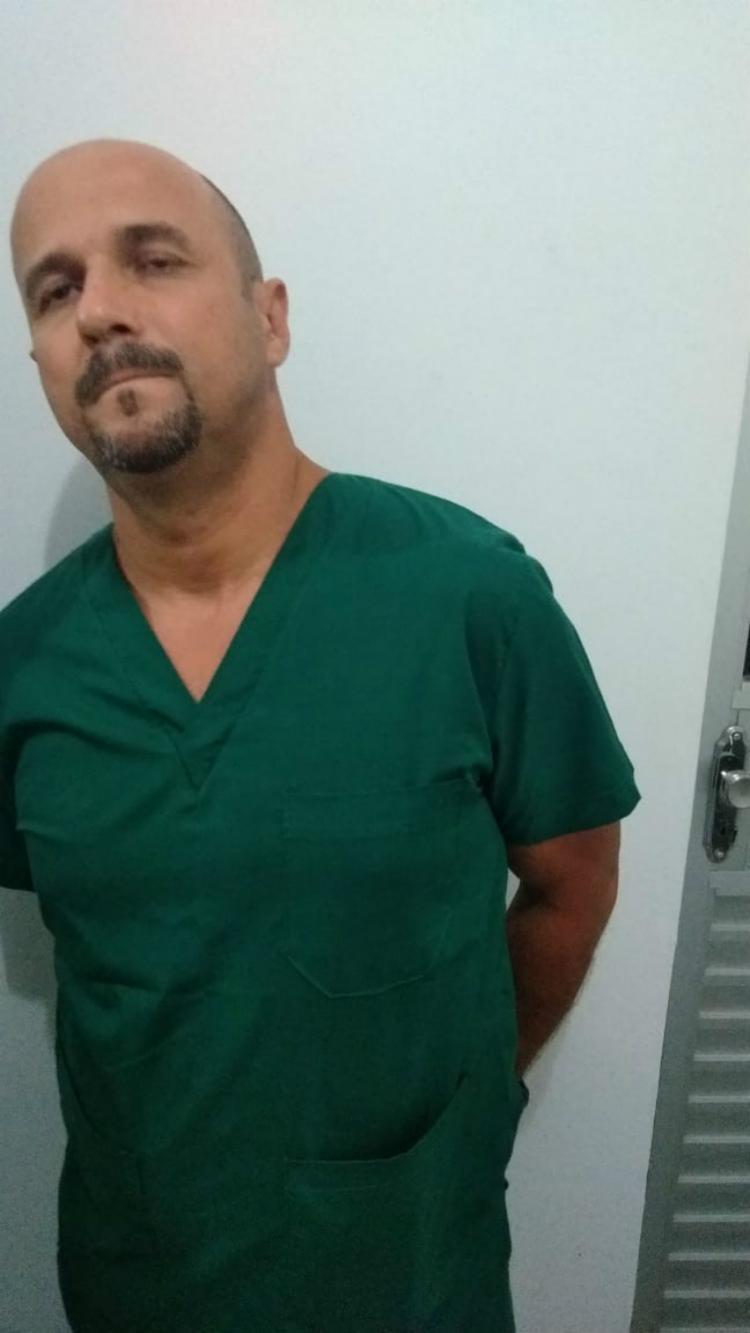 Adriano de Oliveira Souza, utilizava o Cremeb de um médico que tinha o mesmo nome que ele - Foto: Divulgação | SSP-BA