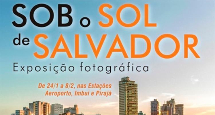 Mostra conta com 43 fotografias que retratam as belezas naturais da cidade - Foto: Divulgação