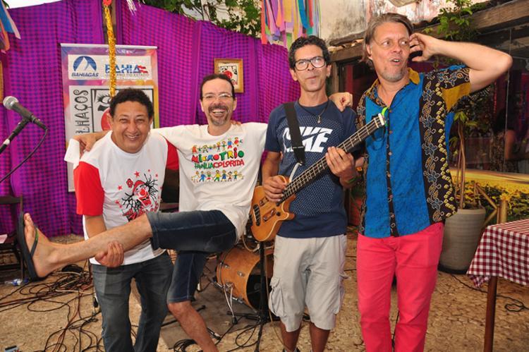 Micro Trio é uma das atrações do evento no Rio Vermelho - Foto: Divulgação