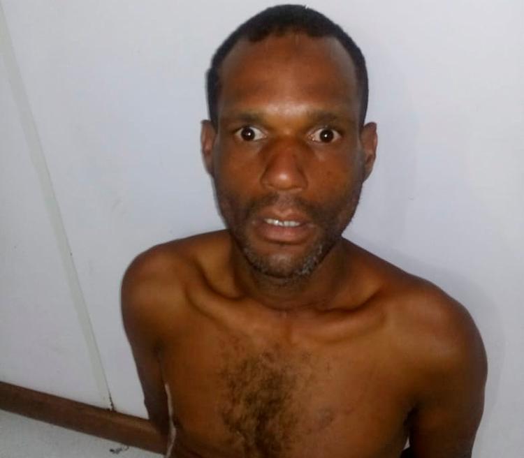 Sidnei Santos foi enquadrado por dano qualificado - Foto: Divulgação | Guarda Municipal
