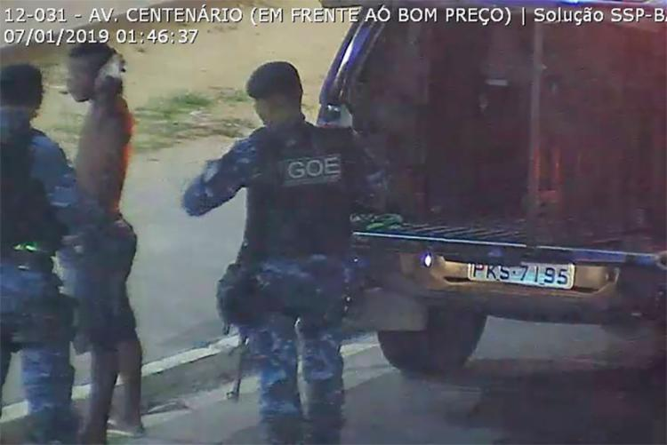 Sidnei foi preso por agentes da Guarda Municipal