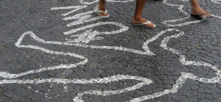 O Brasil bateu recorde em 2017 com 63.880 mortes violentas - Foto: Arquivo/Fernando Frazão/Agência Brasil