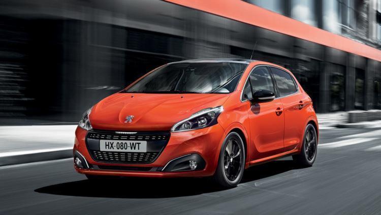 Hoje o Peugeot 208 é comercializado a partir de R$ 56.990 - Foto: Divulgação