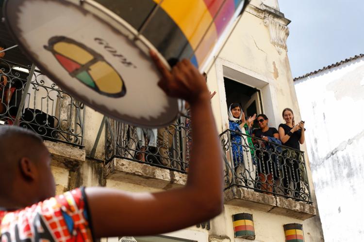 Os ingressos custam R$50 na meia promocional - Foto: Raul Spinassé | Ag. A TARDE