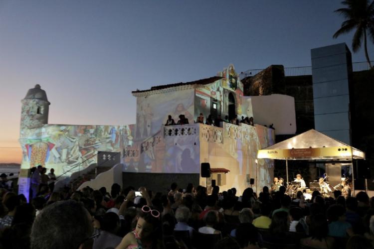 O público poderá apreciar também concertos sinfônicos, em apresentações gratuitas e ao ar livre - Foto: Divulgação